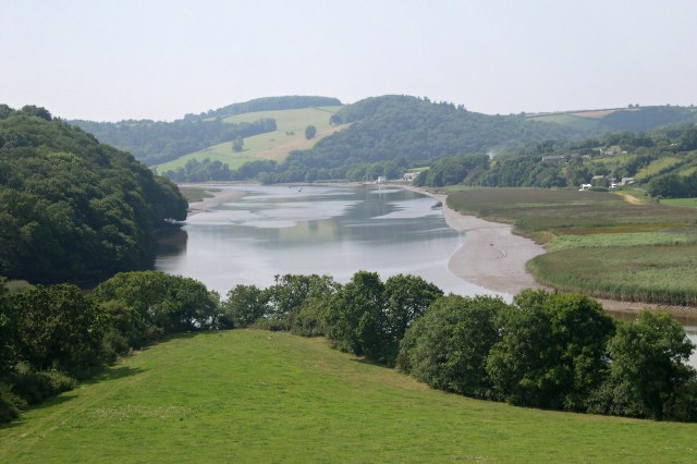 River Tamar - geograph.org.uk - 326342
