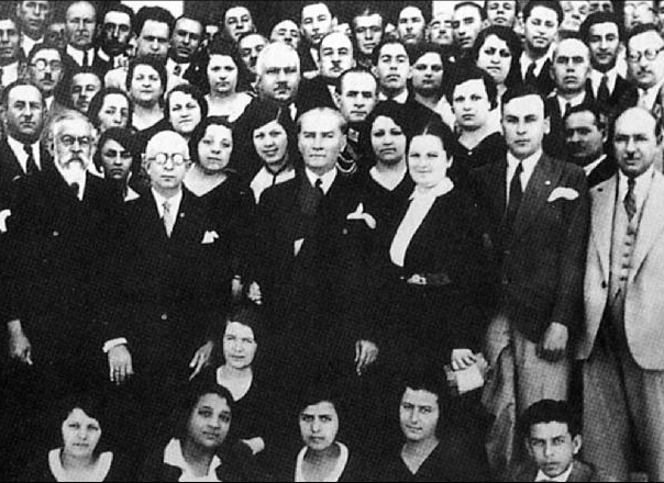 Mustafa Kemal and establishment of Turkish History Institution
