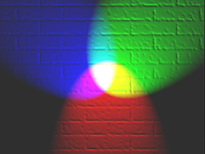 RGB illumination