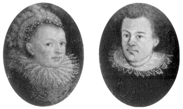 Barbara Müller and Johannes Kepler