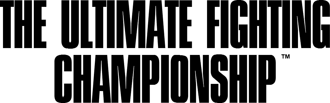 Logo of the Ultimate Fighting Championship (1993-1999)