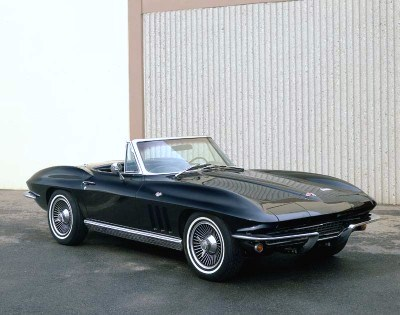 1966 Corvette Sting Ray