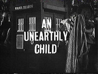 Unearthly Child