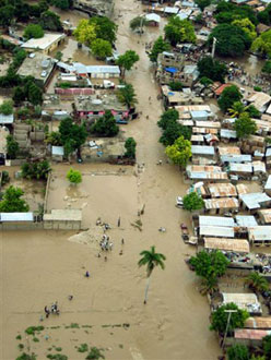 Haiti flood 1