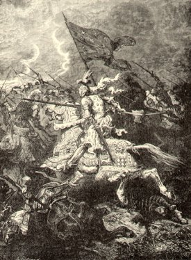 BattleofCrecyEngraving