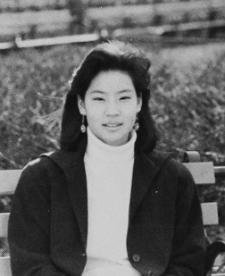 Lucy Liu HS Yearbook