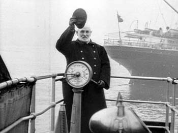 MandK Captain on Cunard 1901