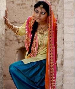 Saraiki Fashion 2012
