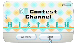 Mii Contest Channel