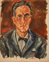 Otto Klemperer by Soshana
