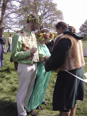 Handfasting by Gordon