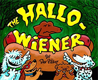Pilkey - The Hallo-Wiener Coverart.png