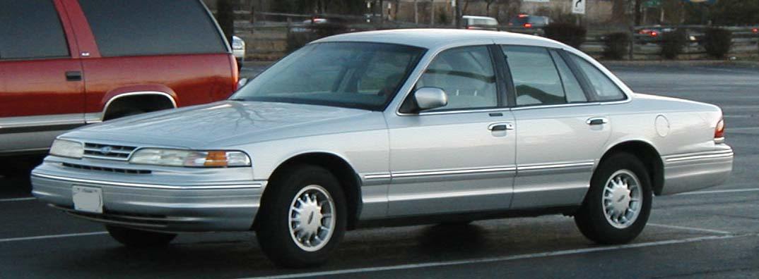 95-97 Ford Crown Victoria