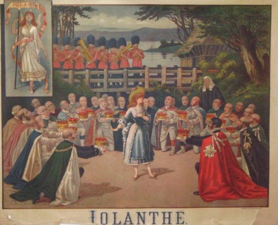 Gilbert and Sullivan Iolanthe