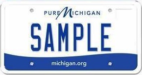 Pure Michigan base plate