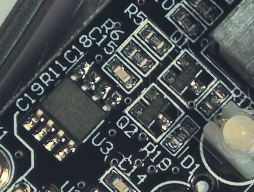 Surface Mount Components