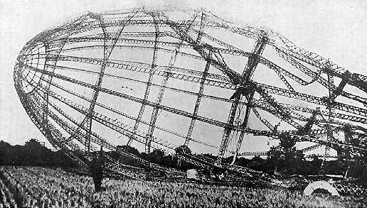 Zeppelin wreck 23 sept 1916