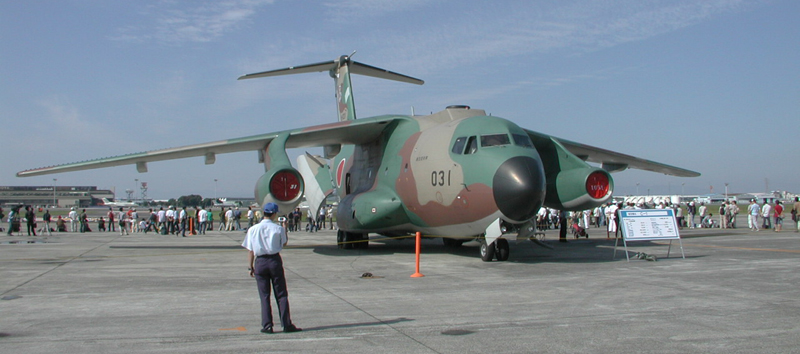 C-1Transport aircraft02