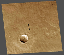 Corby Crater