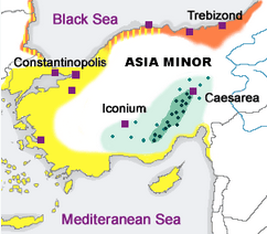 Asia Minor dialects