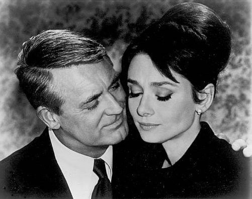 Audrey Hepburn and Cary Grant 1