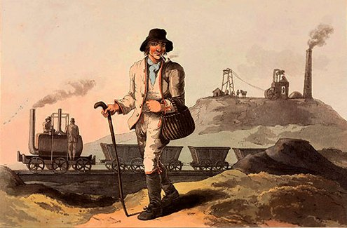 Middleton Colliery 1814