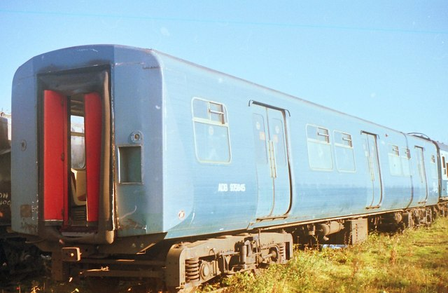Experimental Railway Coach - geograph.org.uk - 696159