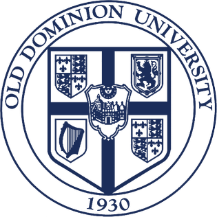 Old Dominion University seal