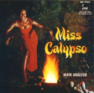 Miss Calypso album cover by Maya Angelou