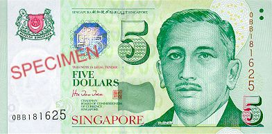 Singapore dollar Facts for Kids