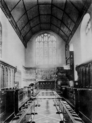 The Old Chapel, Queens' College, Cambridge