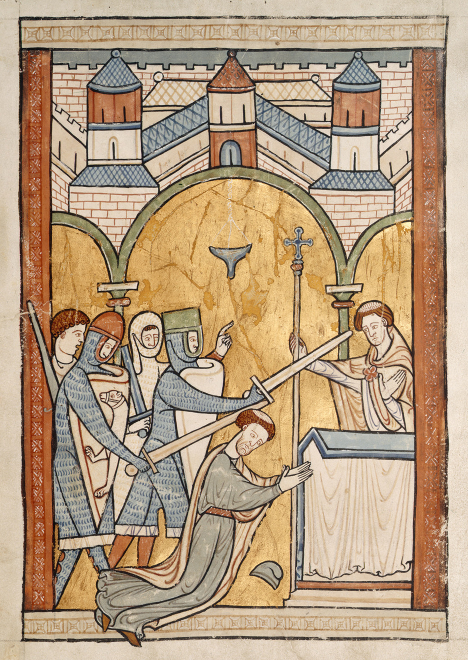 Thomas Becket Murder