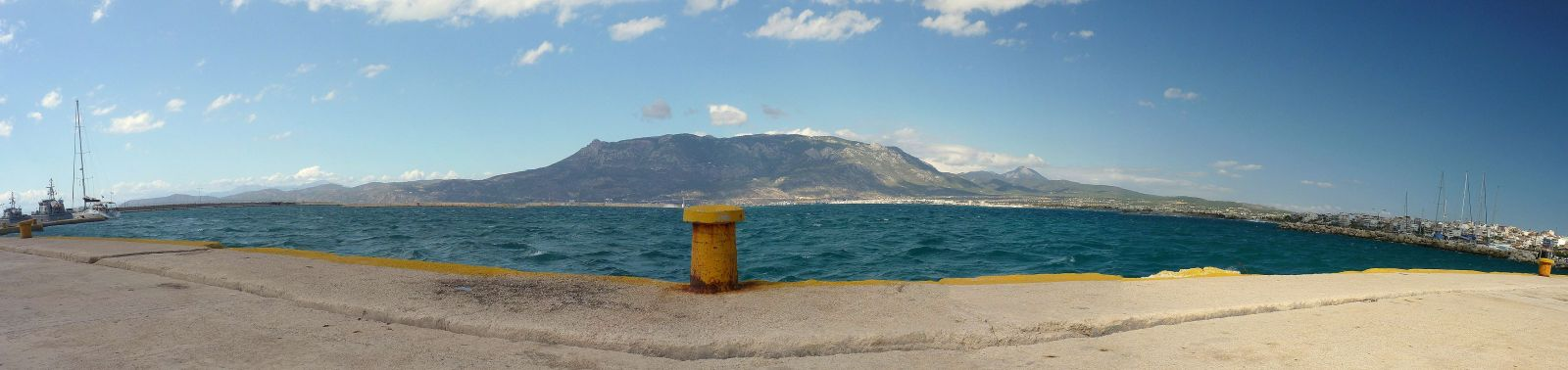 Port of Corinth