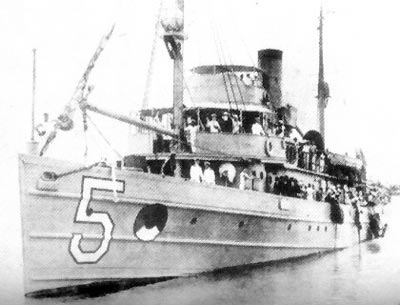 USS Tanager (AM-5)