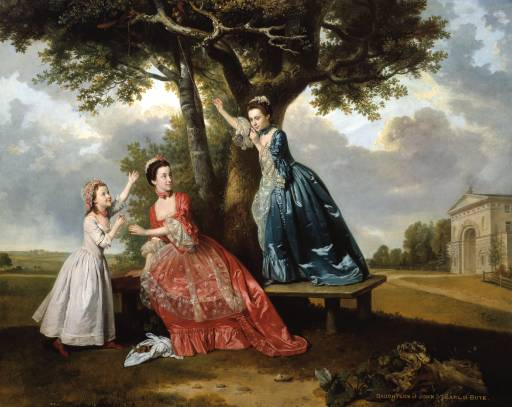 3DaughtersOfTheEarlOfBute