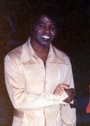 James Brown 1972 Tampa
