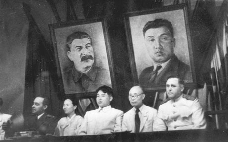 28.08.1946 Labour Party North Korea
