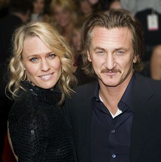Robin Wright & Sean Penn (cropped)