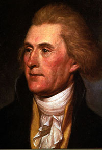 Thomas Jefferson rev