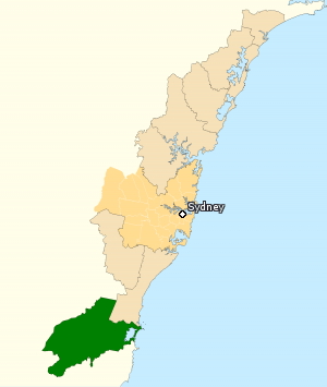 Division of Throsby 2010.png