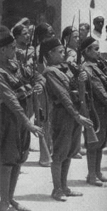GAL-Arab Lictor Youth in uniforms