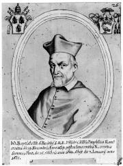 Pamphili giovanni Battista