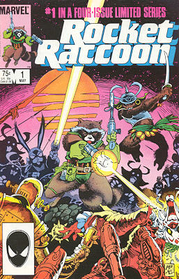 Rocket raccoon 01