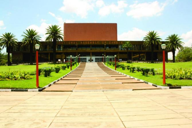 Zambia National Assembly Building