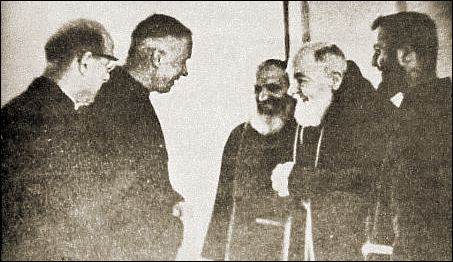 Padre Pio and Lefebvre