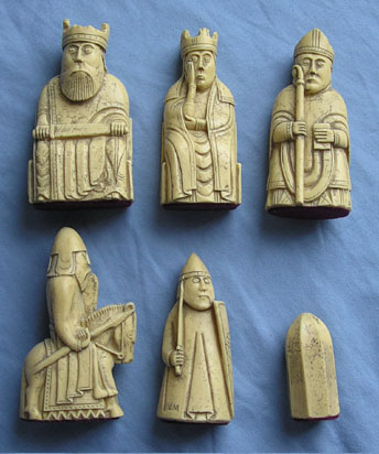 Lewis Chessmen Overview