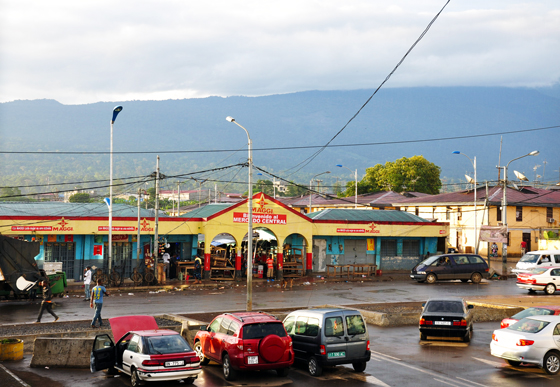 Mercado Central, Malabo City, Equatorial Guinea