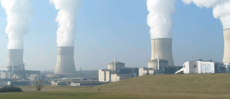 Nuclear Power Plant Cattenom a