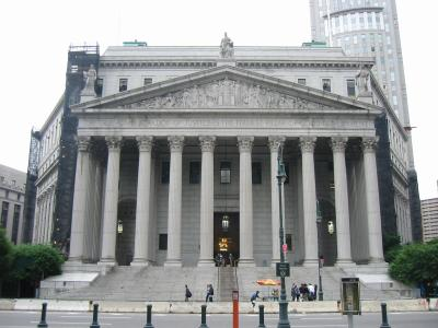 New York Supreme Court at 60 Centre Street