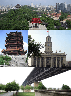 Wuhan montage